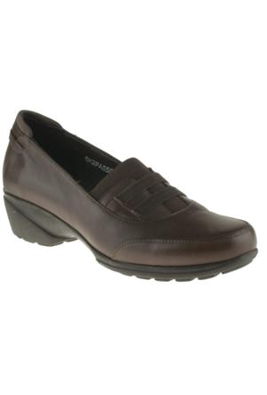 Greyder 5K2fa55060 Zn Comfort Kahverengi Kadın Ayakkabı