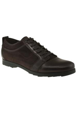 Greyder 65812 Trendy Kahverengi Erkek Ayakkabı