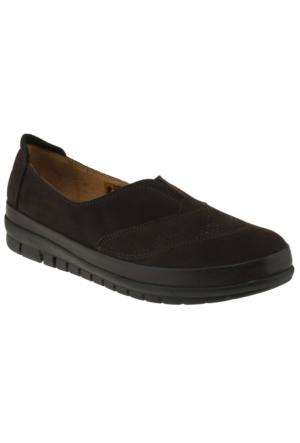 Greyder 50401 Zn Casual Kahverengi Kadın Ayakkabı
