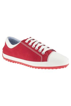 Greyder 5117 Zn Casual Kırmızı Kadın Ayakkabı