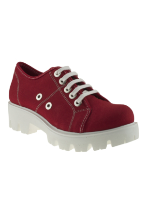 Greyder 6332 Zn Urban Casual Kırmızı Kadın Ayakkabı