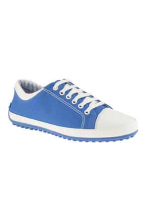 Greyder 5117 Zn Casual Mavi Kadın Ayakkabı