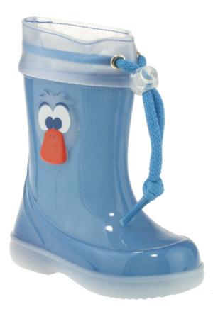 Igor 10163 Ordekli Pipa Pato Mavi Çocuk Çizme