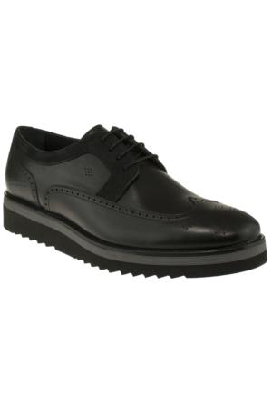Greyder 65445 Casual Siyah Erkek Ayakkabı