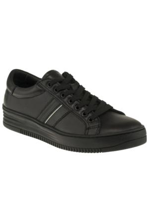 Greyder 25270 Zn Casual Siyah Kadın Ayakkabı