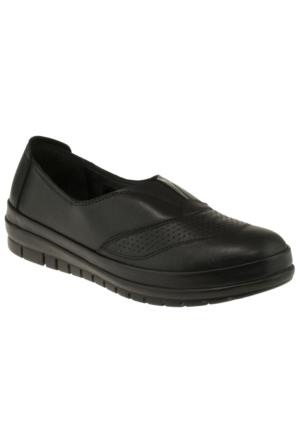 Greyder 50401 Zn Casual Siyah Kadın Ayakkabı