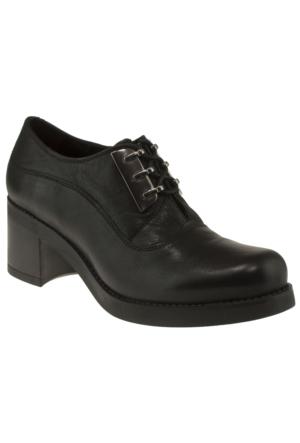 Greyder 55476 Zn Casual Siyah Kadın Ayakkabı