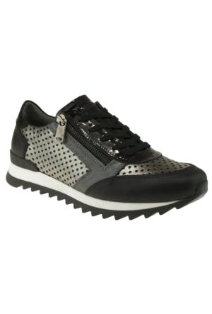 Greyder 55700 Zn Casual Siyah Kadın Ayakkabı