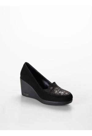 Shumix Kadın Günlük Ayakkabı 1473Shufw.Sıy