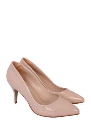 Mina Moor Ayakkabı Karamel Klasik Kadın Ayakkabı-1770