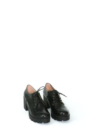 Park Moda Siyah Günlük Kadın Ayakkabı-106