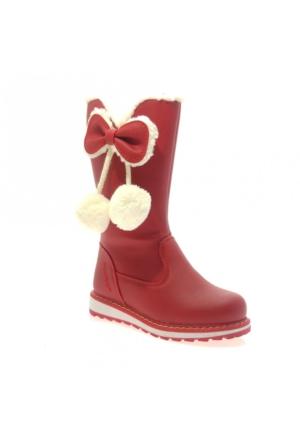 Pinokyo 402 Kışlık Kız Çocuk Çizme (26-30) Yeni Sezon
