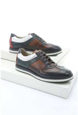Prodotto Da Versace 19.69 Abbigliamento Sportivo S Deri Erkek Ayakkabı 6Vnm163306Sf