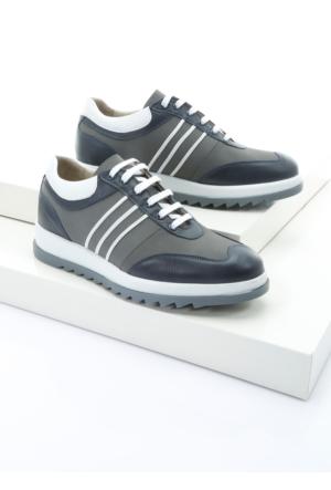 Prodotto Da Versace 19.69 Abbigliamento Sportivo S Deri Erkek Ayakkabı 6Vnm163364Fl