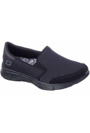 Skechers Bayan Ayakkabı Equalizer 12183-Bbk