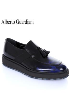 Alberto Guardiani Erkek Ayakkabı Gu73095Asw79