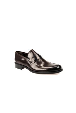Ziya Erkek Ayakkabı 6350 7726 Bordo