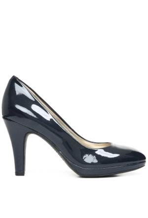 Anne Klein Aklolana Lacivert Rugan Platform Ayakkabı