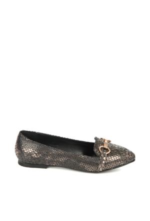 Bambi 5197 Z K 16 No Rpt Kadın Zenne Ayakkabı