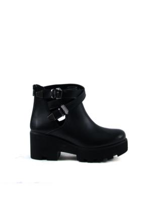 Bot - Siyah - Ayakkabı Havuzu