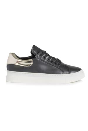 Ayakkabı - Siyah Dore - Zenneshoes