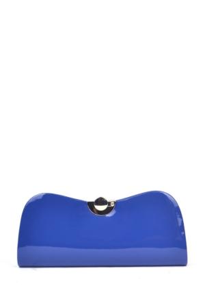 Berramore Simalore 8009-15 Saks-Mavi Bayan Abiye Çanta