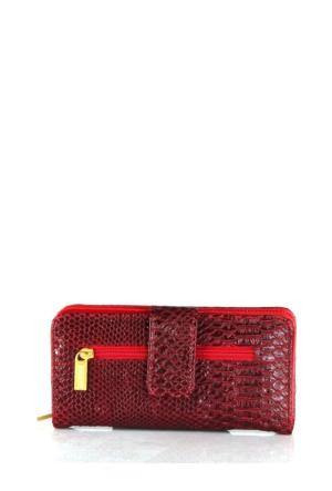 Berramore Selesa R-03-06 Kırmızı Bayan Cüzdan