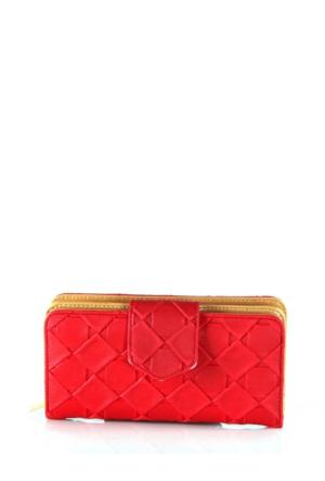 Berramore Selesa R-05-02 Kırmızı Bayan Cüzdan