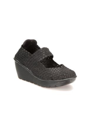 Art Bella Bobby Siyah Kadın Ayakkabı
