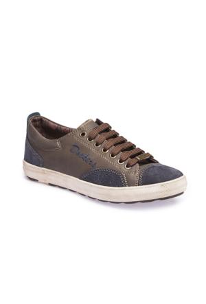 Dockers By Gerli A3365653 Kahverengi Lacivert Kadın Sneaker