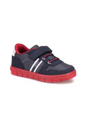 I Cool 9315020 Lacivert Beyaz Kırmızı Erkek Çocuk Sneaker