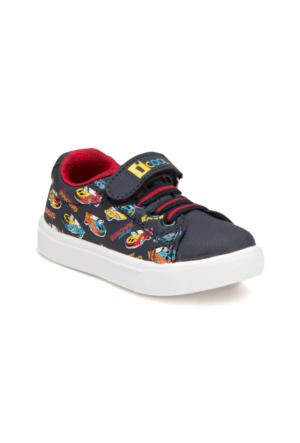 I Cool 9315028 Lacivert Kırmızı Erkek Çocuk Sneaker