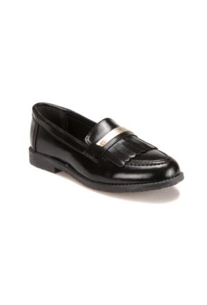 Miss F A7200112 Siyah Kadın Loafer