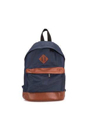 Oxide Ert16W102 Lacivert Unisex Backpack Çanta