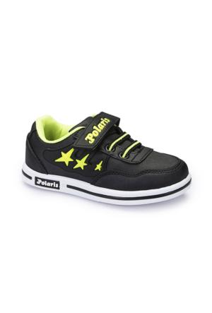 Polaris 62.508724.B Siyah Erkek Çocuk Sneaker
