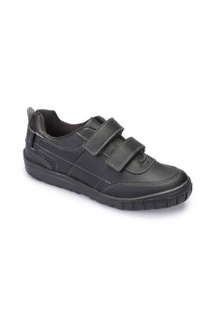 Polaris 62.508543.F Siyah Erkek Çocuk Ayakkabı