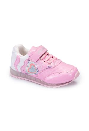 Polaris 62.507597.P Pembe Kız Çocuk Ayakkabı