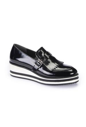 Polaris 62.309149.Z Siyah Kadın Ayakkabı