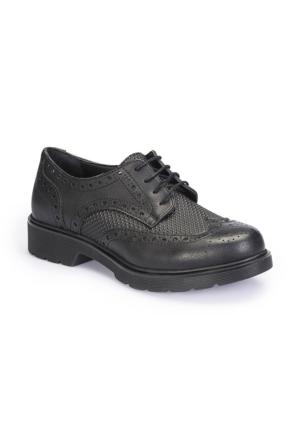 Polaris 62.309138.Z Siyah Kadın Ayakkabı