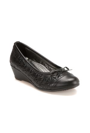 Polaris 62.156068.Z Siyah Kadın Ayakkabı