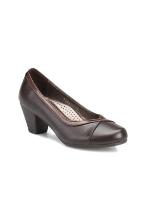 Polaris 62.156951.Z Kahverengi Kadın Ayakkabı