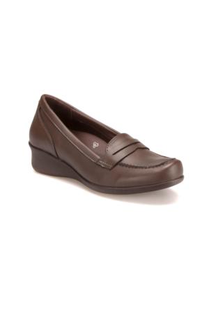 Polaris 5 Nokta 52.107534.Z Kahverengi Kadın Ayakkabı
