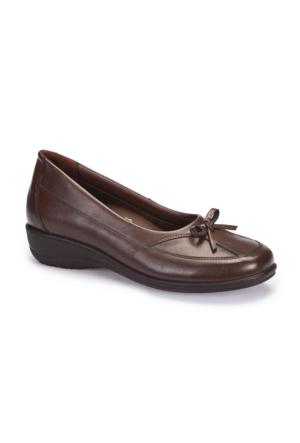 Polaris 5 Nokta 62.109018.Z Kahverengi Kadın Ayakkabı