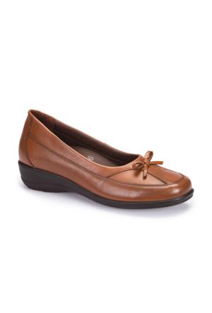 Polaris 5 Nokta 62.109018.Z Taba Kadın Ayakkabı
