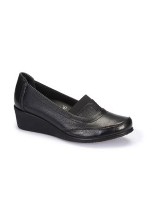Polaris 5 Nokta 62.109101.Z Siyah Kadın Ayakkabı