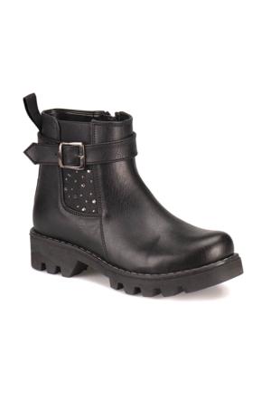 Seventeen Fp620 Siyah Kız Çocuk Sneaker