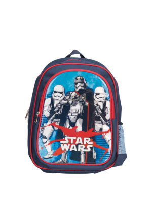 Star Wars 88214 Lacivert Erkek Çocuk Okul Çantası