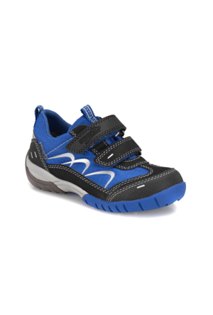 Superfit 3-00141-85 P. Mavi Erkek Çocuk Sneaker