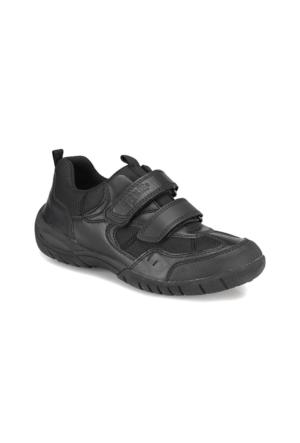 Superfit 3-08224-01 F. Siyah Erkek Çocuk Deri Ayakkabı