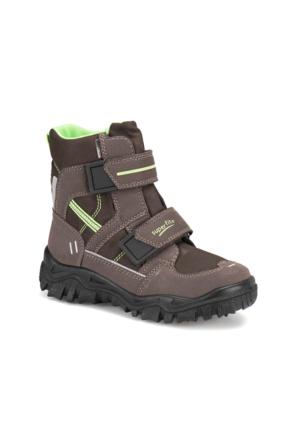 Superfit 5-00080-11 G. Kahverengi Erkek Çocuk Süet Deri Çizme
